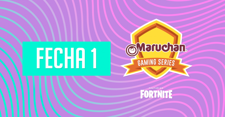 Maruchan Gaming Series fecha 1