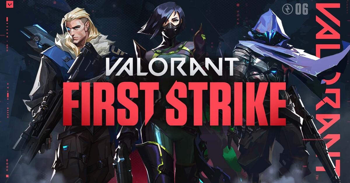 Valorant First Strike finals