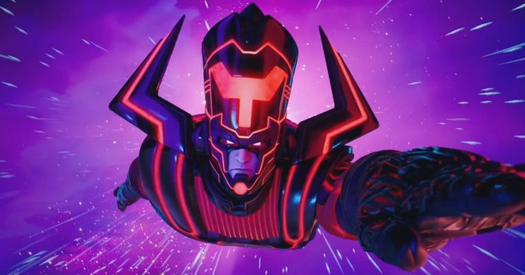 Galactus Fortnite Event