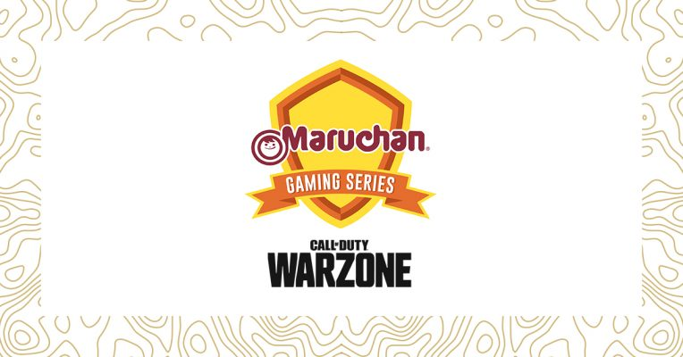 Maruchan Gaming Series Call of Duty: Warzone