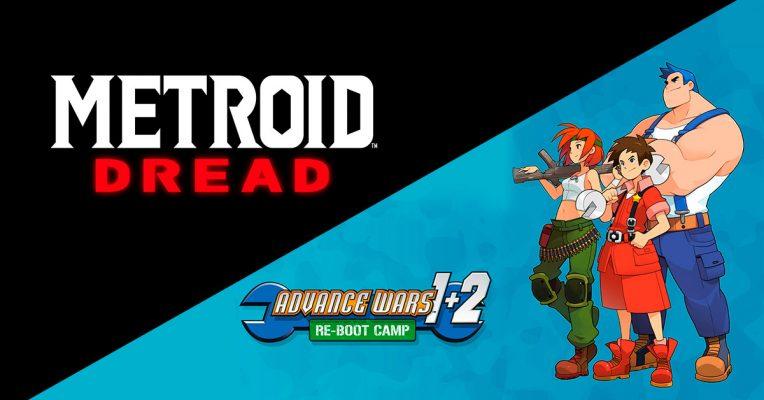 E3 2021 Metroid Advance Wars