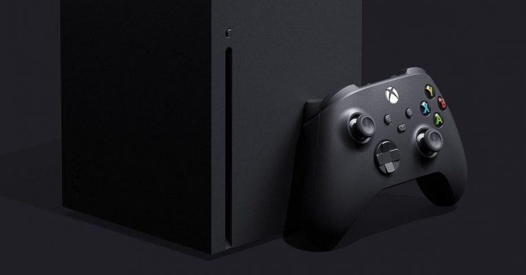 New Xbox console