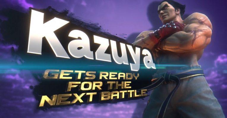 Kazuya Tekken Smash