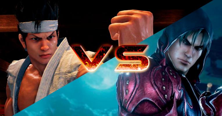 Virtua Fighter possible new Tekken