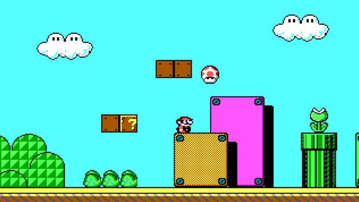 Super Mario Bros. 3 PC Port id Software