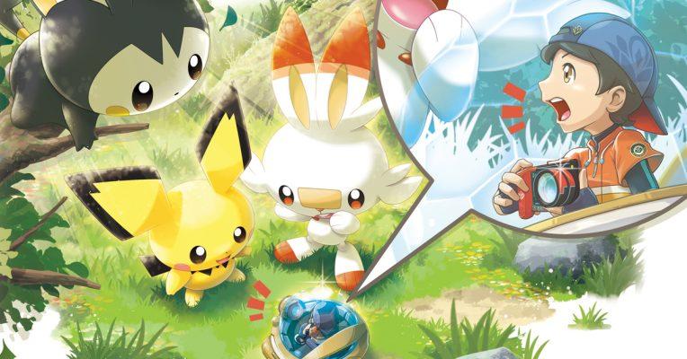 New Pokémon Snap update
