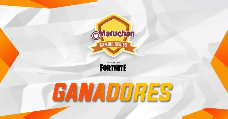 Maruchan Gaming Series Ft. Fortnite 2021