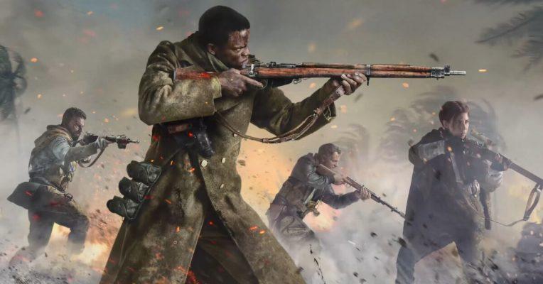 Call of Duty: Warzone Vanguard map
