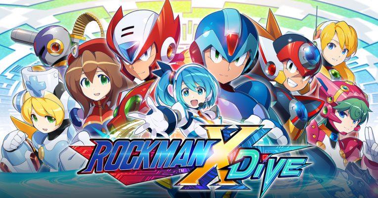 Mega Man X DiVE PC