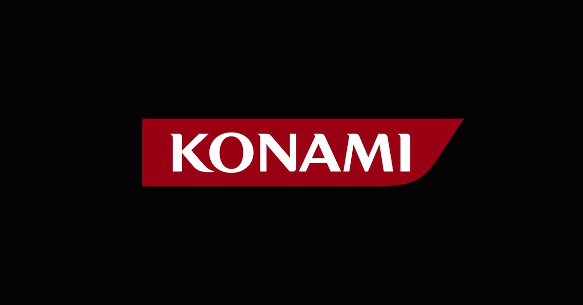 Konami Castlevania Metal Gear Silent Hill