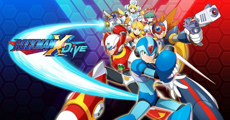 Mega Man X DiVE Nintendo Switch