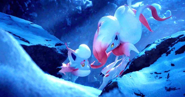 Hisuian Zoroark Pokémon: Legends Arceus