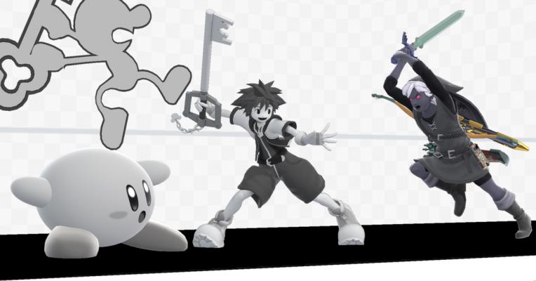 Sora Super Smash Bros. Masahiro Sakurai